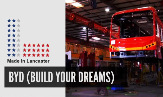 BYD City of Lancaster | Made In Lancaster
