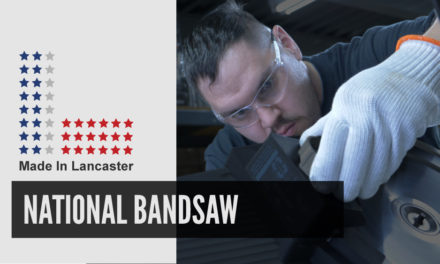 National Band Saw  | Made In Lancaster