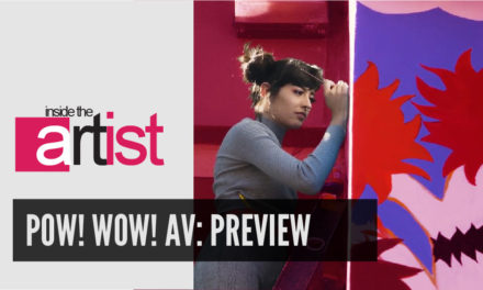 POW WOW | Inside the Artist