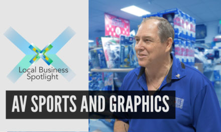 AV Sports & Graphics | Local Business Spotlight