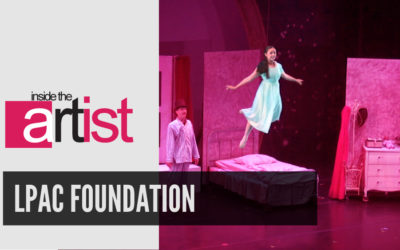 LPAC Foundation | Inside the Artist