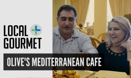 Olives Mediterranean Cafe | Local Gourmet