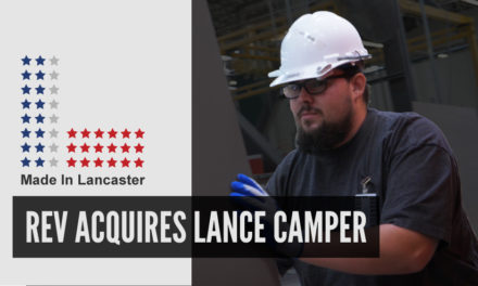 REV Vehicles Acquires Lance Camper | Made In Lancaster