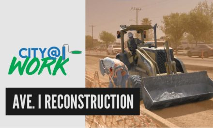 Ave. I Reconstruction | City@Work