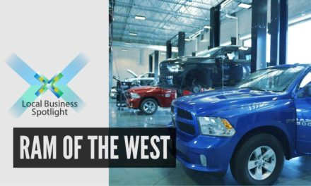 H.W. Hunter RAM of the West | Local Business Spotlight