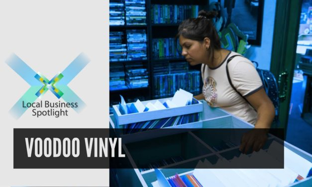 Voodoo Vinyl | Local Business Spotlight