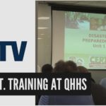 C.E.R.T. Training At Quartz Hill High School
