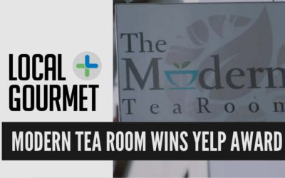Modern Tea Room Wins Yelp Award | Local Gourmet