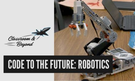 Code to the Future – Robotics | Classroom & Beyond