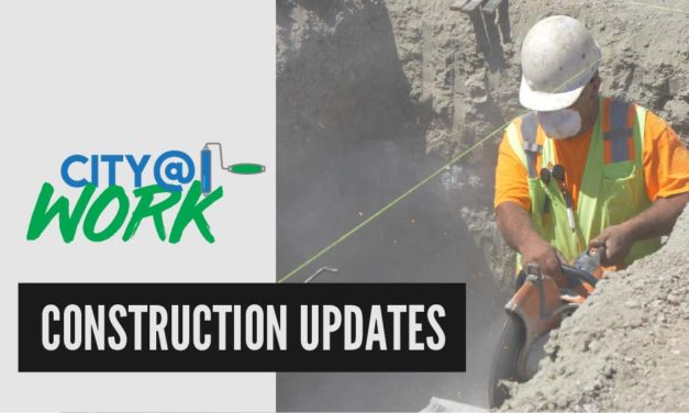 Construction Project Updates | City@Work