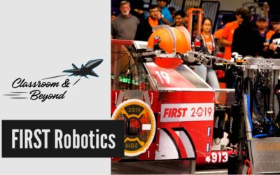 FIRST Robotics | Classroom & Beyond