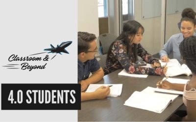 4.0 Student Awards | Classroom & Beyond