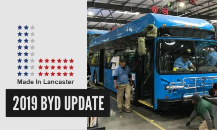 2019 BYD Update | Made In Lancaster
