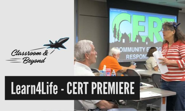Learn4Life – C.E.R.T. Training Premiere | Classroom & Beyond