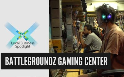 Battlegroundz Gaming Center | Local Business Spotlight