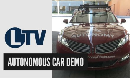 Autonomous Car Demonstration